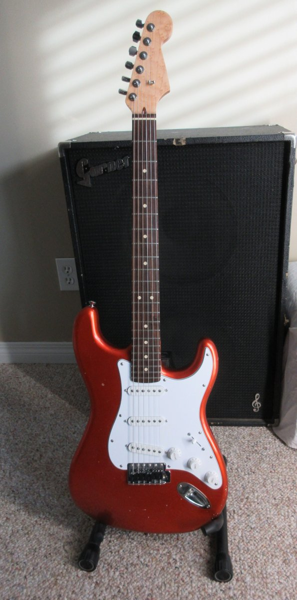 NGD: MJT/Warmoth Strat! Woot!   The Canadian Guitar Forum